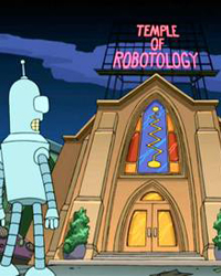 Futurama, Season 1 Episode 09: Hell Is Other Robots