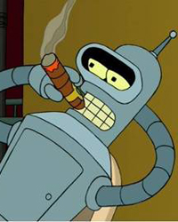 Futurama, Season 2 Episode 01: I Second That Emotion