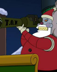 Futurama, Season 2 Episode 04: Xmas Story