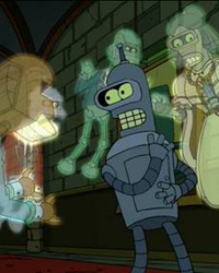 Futurama: Season 2 Episode 18: The Honking
