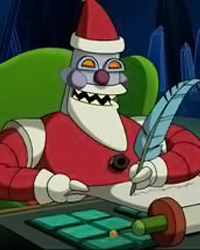 Futurama, Season 3 Episode 03: A Tale of Two Santas
