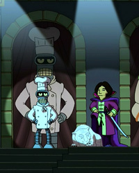 Futurama, Season 3 Episode 22: The 30% Iron Chef