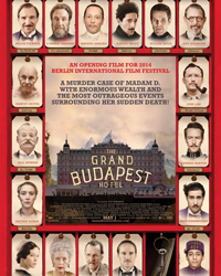 The Grand Budapest Hotel (Easier Version)