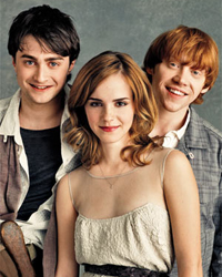 Harry Potter Cast Trivia