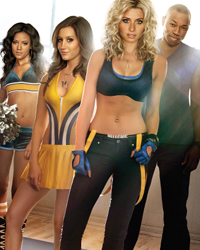 Hellcats, Season 1 Part 1