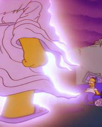 The Simpsons: Homer the Heretic