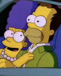 The Simpsons:  I Married Marge