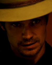 Justified, S03E01: The Gunfighter