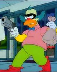 The Simpsons: Krusty Gets Busted