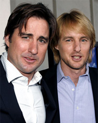 Luke and/or Owen Wilson Movies