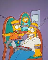 The Simpsons: No Disgrace Like Home