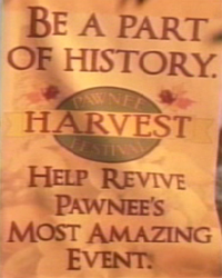 Parks and Recreation, S03E07: Harvest Festival