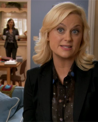 Parks and Recreation, S04E11: The Comeback Kid