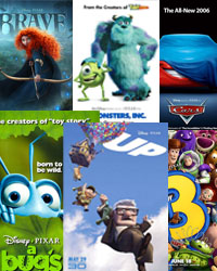The Pixar Feature That.....