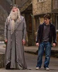 Harry Potter Movie Screenshots II
