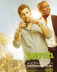 Psych: Season 5 Part 1