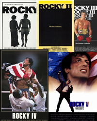 Rocky Movie Quotes