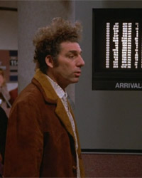 Seinfeld: The Airport