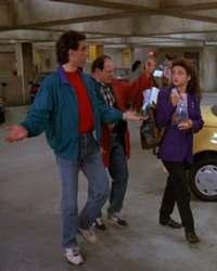 Seinfeld: The Parking Garage