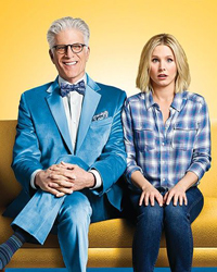 The Good Place, Season 2 (Part 1)