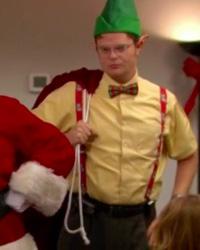 The Office, S06E13: Secret Santa