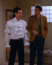 Seinfeld: The Puffy Shirt