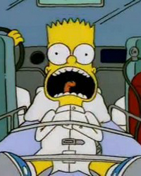 The Simpsons: Treehouse of Horror IV
