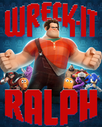 Wreck-It Ralph, Part 1