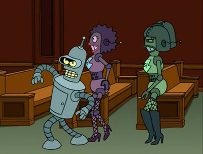 futurama dating service In put your head on my shoulders (february 13th, 2000), bender starts a computer dating service to make a quick buck ahead of valentine's day but before that, he briefly enters into.