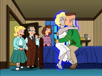 futurama dating Futurama (season 7) the seventh and leela is horrified when her mother divorces her father -- and begins dating zapp brannigan 120: 6 the butterjunk effect.
