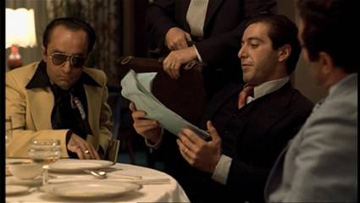 comments for how well do you know the godfather second part