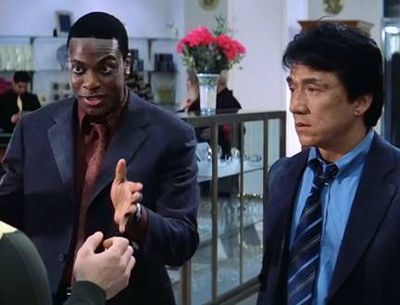Comments for How Well Do You Know: Rush Hour