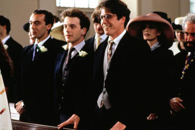 Four Weddings and a Funeral Trivia Quiz