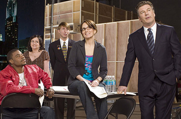 30 Rock, Season 1 (Hard) Trivia Quiz
