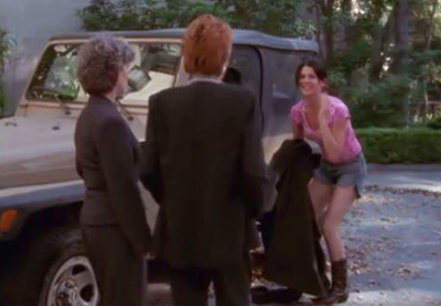 Gilmore Girls, S01E02: The Lorelais' First Day at Chilton Trivia Quiz