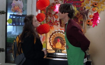 Gilmore Girls, S01E07: Kiss and Tell Trivia Quiz