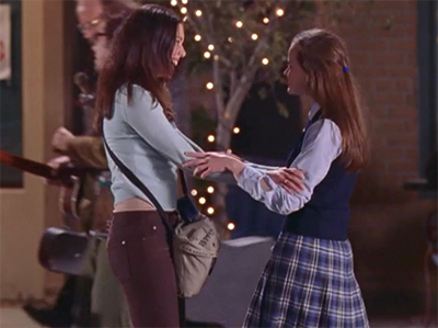 Gilmore Girls, S01E21: Love, Daisies and Troubadours Trivia Quiz