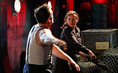 Marvel's Agent Carter, S01E03: Time and Tide Trivia Quiz