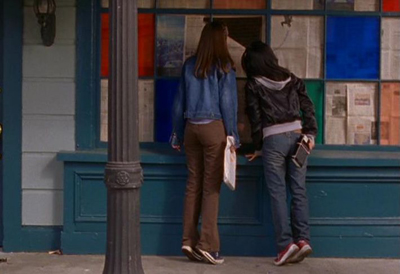 Gilmore Girls, S02E20: Help Wanted Trivia Quiz