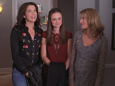 Gilmore Girls, S03E06: Take the Deviled Eggs... Trivia Quiz