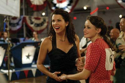 Gilmore Girls, S03E07: They Shoot Gilmores, Don't They? Trivia Quiz
