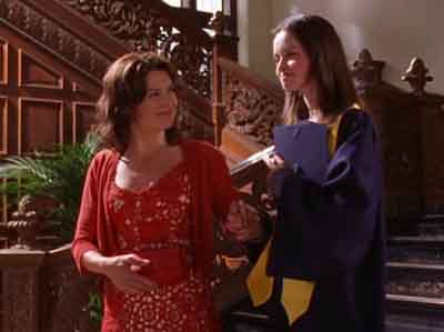 Gilmore Girls, S03E22: Those Are Strings, Pinocchio Trivia Quiz