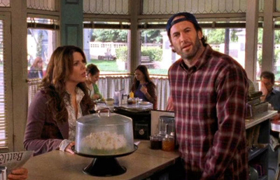 Gilmore Girls, S04E20: Luke Can See Her Face Trivia Quiz