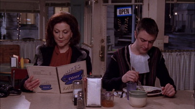 Gilmore Girls, S05E16: So...Good Talk Trivia Quiz