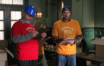 Gilmore Girls, S05E18: To Live and Let Diorama Trivia Quiz