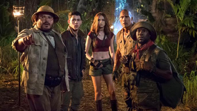 Jumanji: Welcome to the Jungle Trivia Quiz