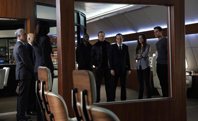 Marvel's Agents of SHIELD, S01E16: The End of The Beginning Trivia Quiz