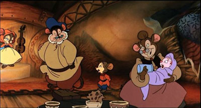 An American Tail Trivia Quiz
