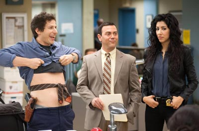 Brooklyn Nine-Nine, Season 1 Trivia Quiz