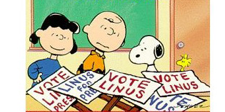 You're Not Elected, Charlie Brown Trivia Quiz